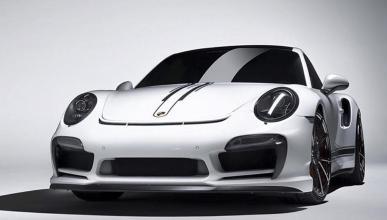 Vorsteiner VR-T 911 Turbo
