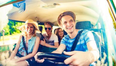 Los jóvenes españoles quieren coches inteligentes y seguros