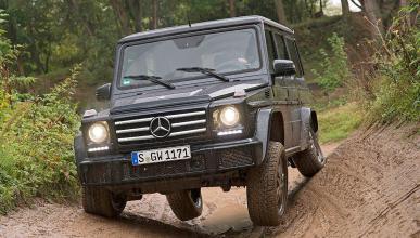 Prueba: Mercedes Clase G 2015