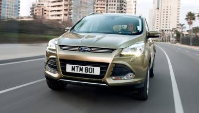 Parece que el Ford Kuga tendrá versiones ST y Vignale