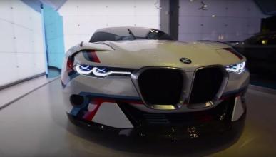 Así suena el BMW 3.0 CSL Hommage