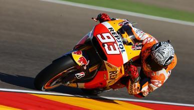 Clasificación MotoGP Aragon 2015: Márquez en otra galaxia