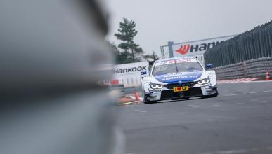 DTM 2015, Nürburgring: Martin se alza con la victoria