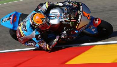 Clasificación Moto2 Aragon 2015: Rabat, Rins y el resto