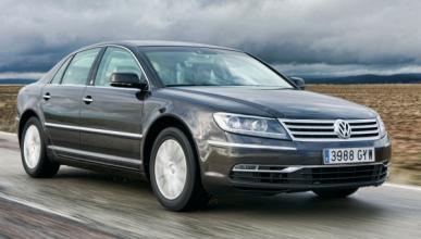 ¡Ofertón! Un VW Phaeton por 12.000 euros