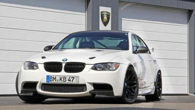 BMW M3 Coupé E92 Clubsport