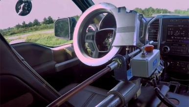 Google patenta tecnología que comunica los coches entre sí