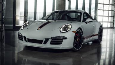 Porsche 911 Rennsport Reunion Edition: solo 25 unidades