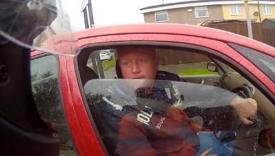 Ronnie Pickering: de pelea vial a video viral en Inglaterra