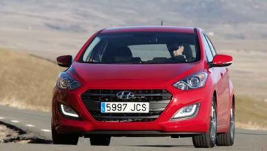 Hyundai i30 GT: ¡cazado!
