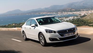 Prueba nuevo Peugeot 508: tienes mejor cara