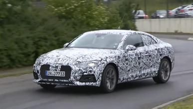 Audi A5 2017, ¿lo veremos en el Salón de Ginebra?