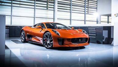 Dos razones para hacer el Jaguar C-X75 y una para no