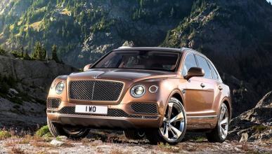 Tecnología Bentley Bentayga