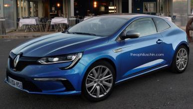 Renault Megane Coupe futuro 2016 theophilus chin