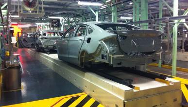 Fábrica-Ford-Almussafes-Valencia