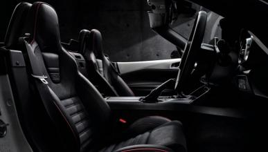 Mazda MX-5 RS asientos
