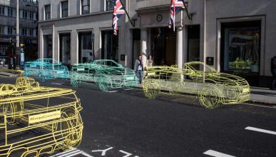 Range Rover Evoque Cabrio teaser