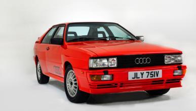 ¿Cuánto pagarías por este Audi Quattro de 1985?