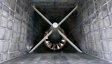 Túnel de viento de Lexus