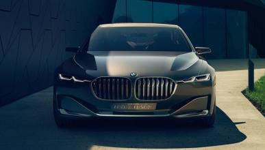 Rumor: el BMW Serie 9 Coupé podría ser una realidad