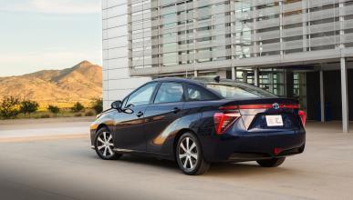 Toyota mirai 1
