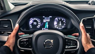 Los Volvo pagarán el estacionamiento desde el navegador