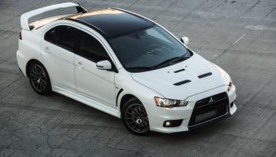 Mitsubishi Lancer Evolution X Final Edition en fotos