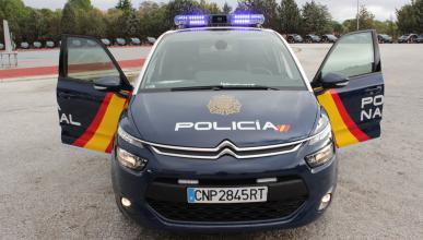 Nuevos coches Policía Nacional