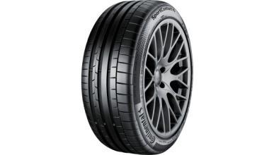 Continental presenta su nuevo neumático SportContact 6