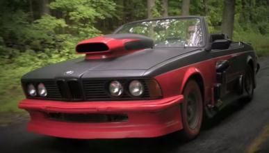 A subasta el BMW de 'Regreso al Futuro II'