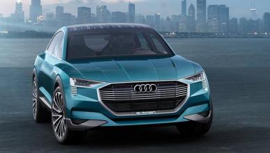 Audi quiere mejorar las baterías de sus coches eléctricos