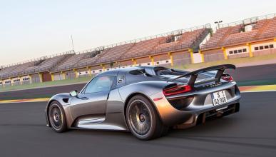 Horacio Pagani se compra un Porsche 918 Spyder