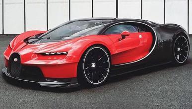 El Bugatti Chiron se salva del 'Dieselgate', de momento