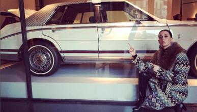 Los coches de Katy Perry