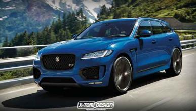 ¿Un Jaguar F-Pace RS?