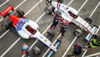 La Fórmula 4 española arrancará en 2016