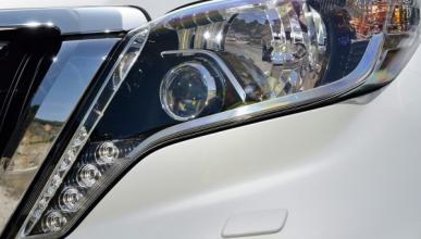 Cómo y cuándo utilizar cada una de las luces del coche
