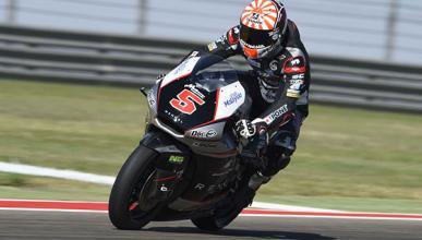 Libres Moto2 Motegi 2015: Dominio del campeón Zarco