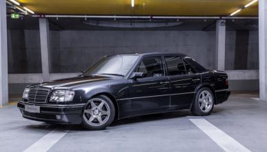 Este extraño Mercedes E 60 AMG Limited estará en Berlín