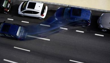 La tecnología gana al hombre a la hora de aparcar