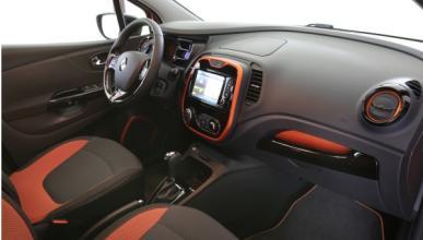Renault Grand Captur: pillado en fase de pruebas