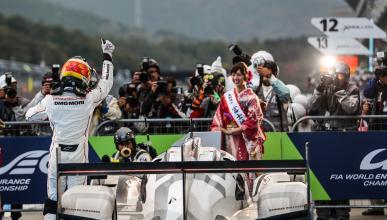 WEC 2015, 6 Horas Fuji: Porsche sigue su racha