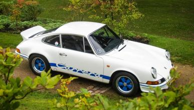 Subasta seis Porsche 911 RS