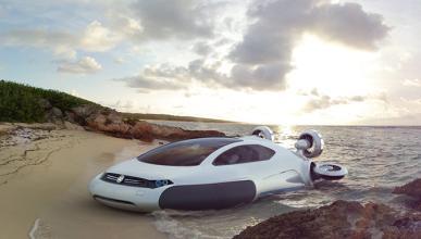 Aerodeslizador Volkswagen Aqua