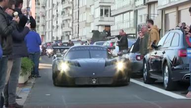 El coche que aterroriza Bélgica con su sonido