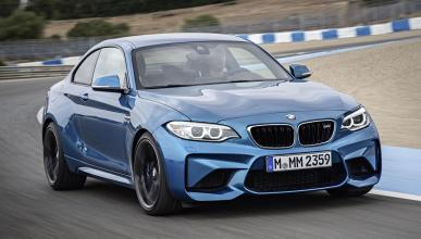 El espectacular tiempo del BMW M2 en Nürburgring
