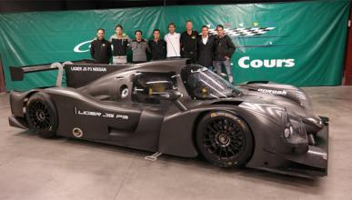 Las 24H de Le Mans, objetivo del equipo español SPV Racing