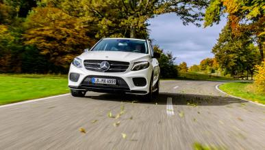 Mercedes GLE 450 AMG 4MATIC frontal