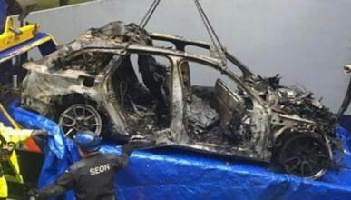 ¡Trágico! Así ha terminado el Audi RS6 DTM de Jon Olsson